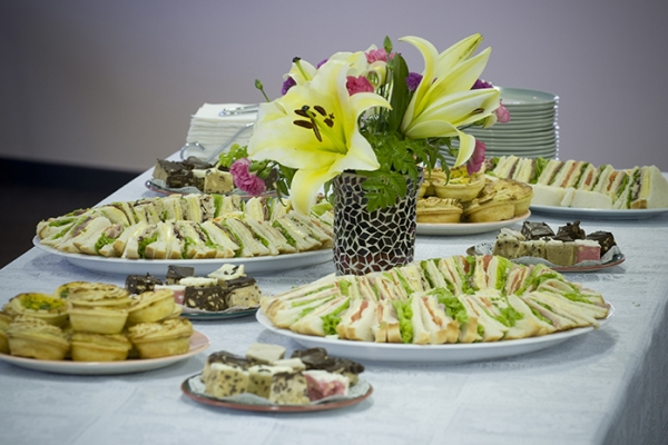 Catering Made Fresh for each Funeral